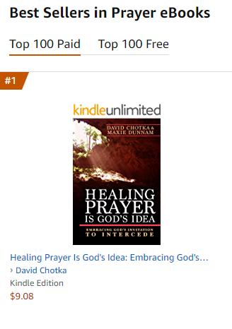 Best Sellers in Prayer eBooks