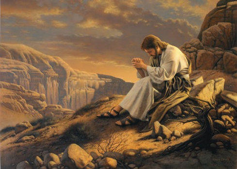 A Time of Prayer and Fasting
